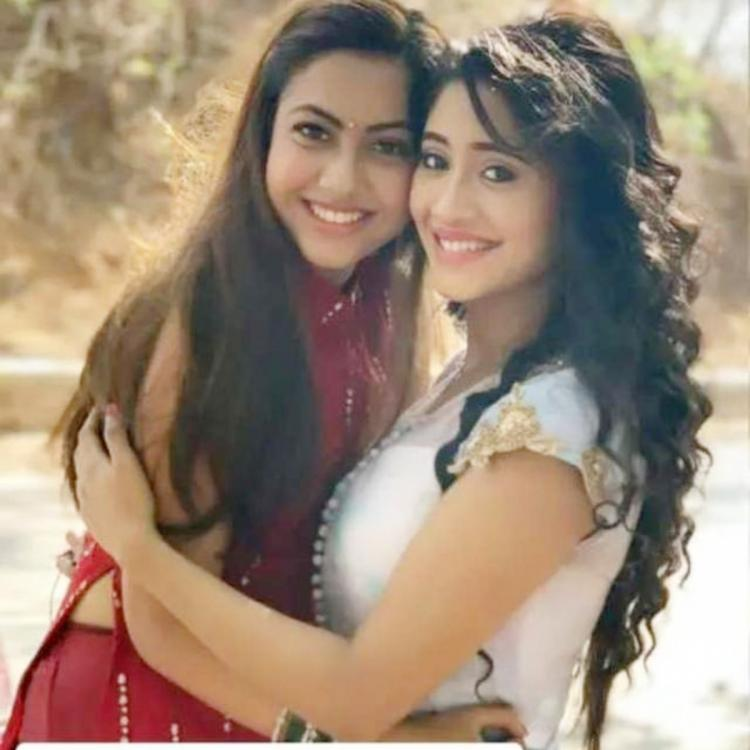 Shivangi Joshi showers birthday love on her 'baby' and BFF Reem Shaikh with adorable THROWBACK pictures