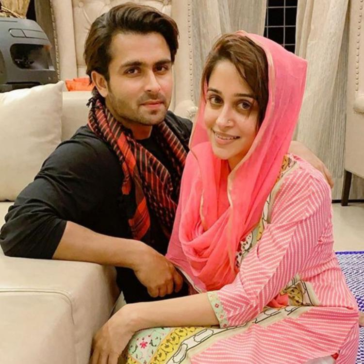 Shoaib Ibrahim is mighty impressed with Dipika Kakar as she cooks a scrumptious diet meal for him; Take a look