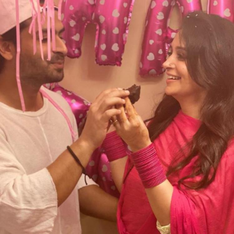 Shoaib Ibrahim makes Dipika Kakar's birthday 'special' by baking cake at home; Actress overwhelmed by the love