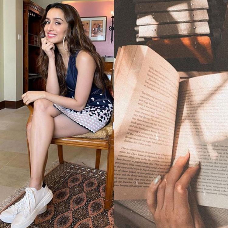 Shraddha Kapoor enjoys leisure time at home post the success of Baaghi 3 and Coronavirus outbreak; See Post