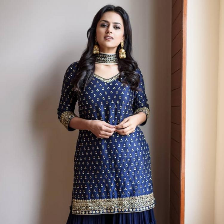 Nerkonda Paarvai actress Shraddha Srinath opens up on crimes against women in the society