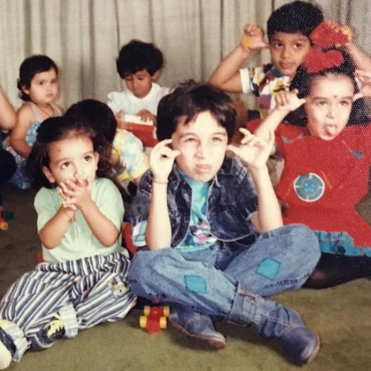 Shraddha Kapoor and Siddhanth Kapoor's throwback picture will remind you of your childhood days