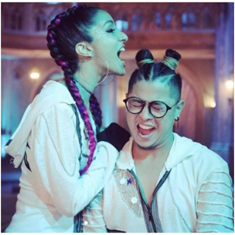 Shraddha Kapoor is at her goofiest in candid PHOTOS with Street Dancer 3D co star