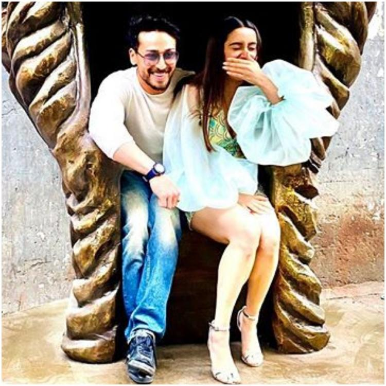 Shraddha Kapoor REVEALS Baaghi 3 co star Tiger Shroff has a humorous side; Says 'wish to do a comedy with him'