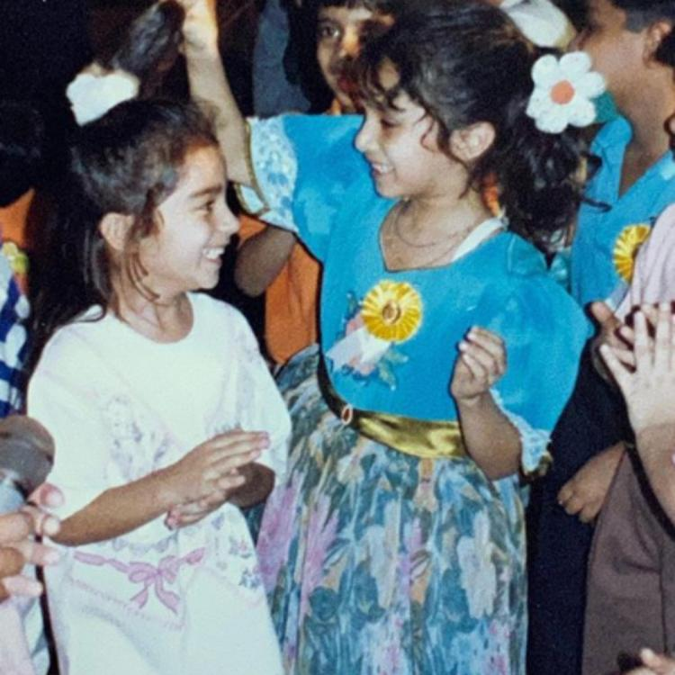 Shraddha Kapoor shares a glimpse of her 'frock obsession phase' with a childhood photo & it's all things cute