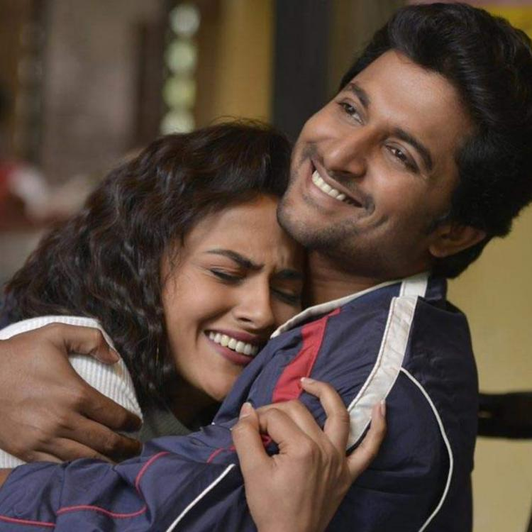 Shraddha Srinath pens an emotional note as Jersey completes one year; Shares a photo secretly taken by Nani