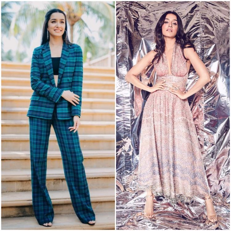 Style Quotient: Shraddha Kapoor's promotional wardrobe for Saaho is all things elegant and stylish