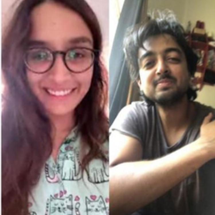 Shraddha Kapoor video chats with her cousins amidst lockdown