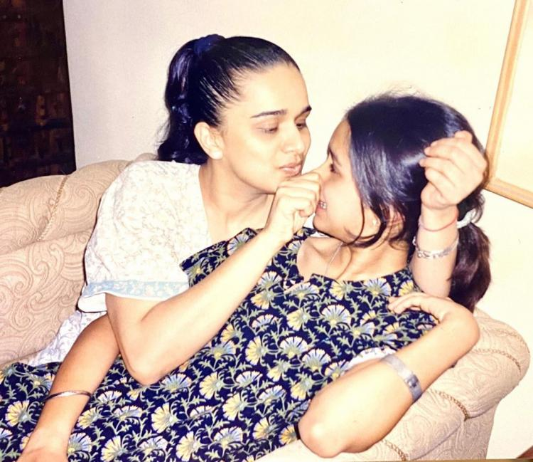 Shraddha Kapoor pens heartwarming wish for her mother to wish her on her birthday
