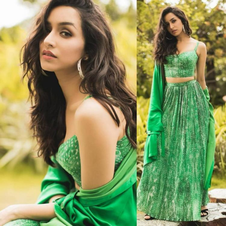 Shraddha Kapoor in Saaksha and Kinni for Saaho promotions: Yay or Nay?