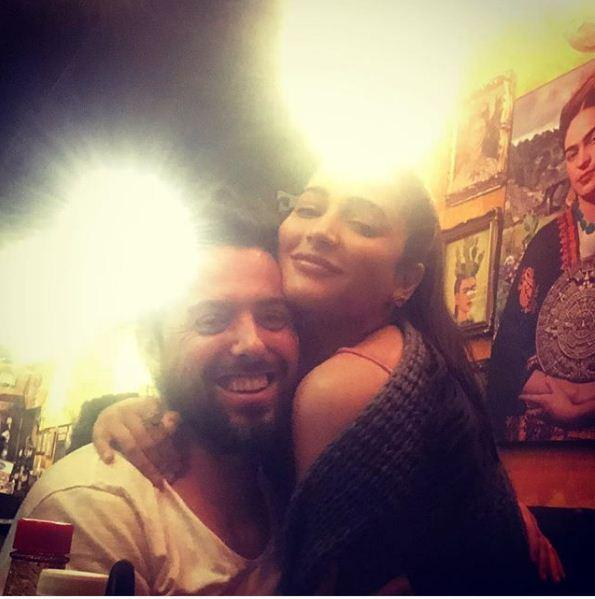 Shruti Haasan wishes boyfriend Michael Corsale on his birthday with this adorable photo; calls him 'My Man'
