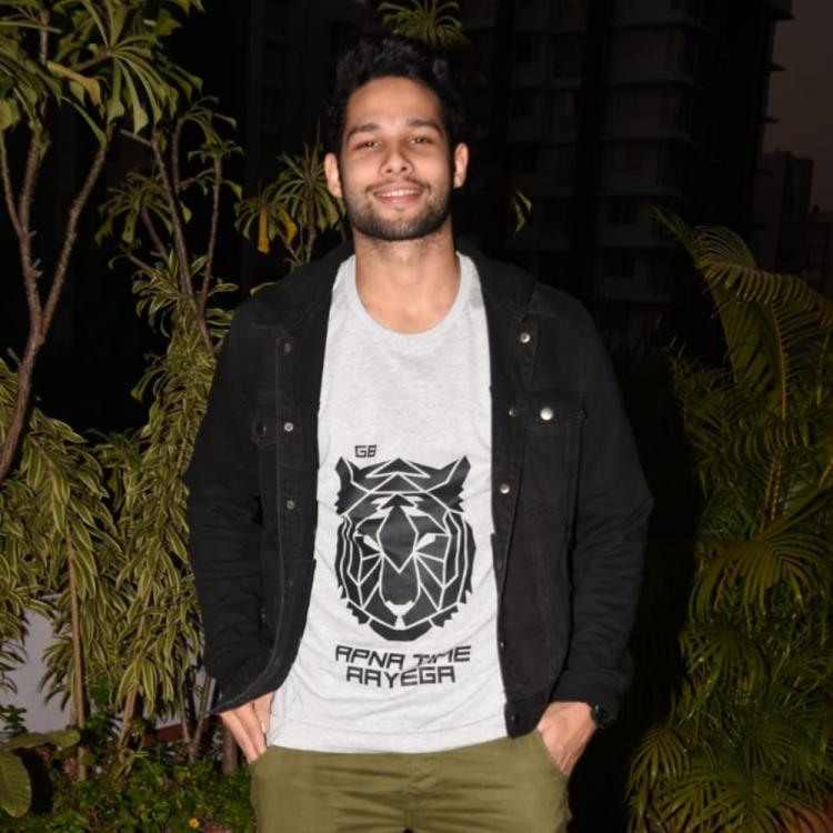 Siddhant Chaturvedi says he will write a book on acting after 10 to 15 years