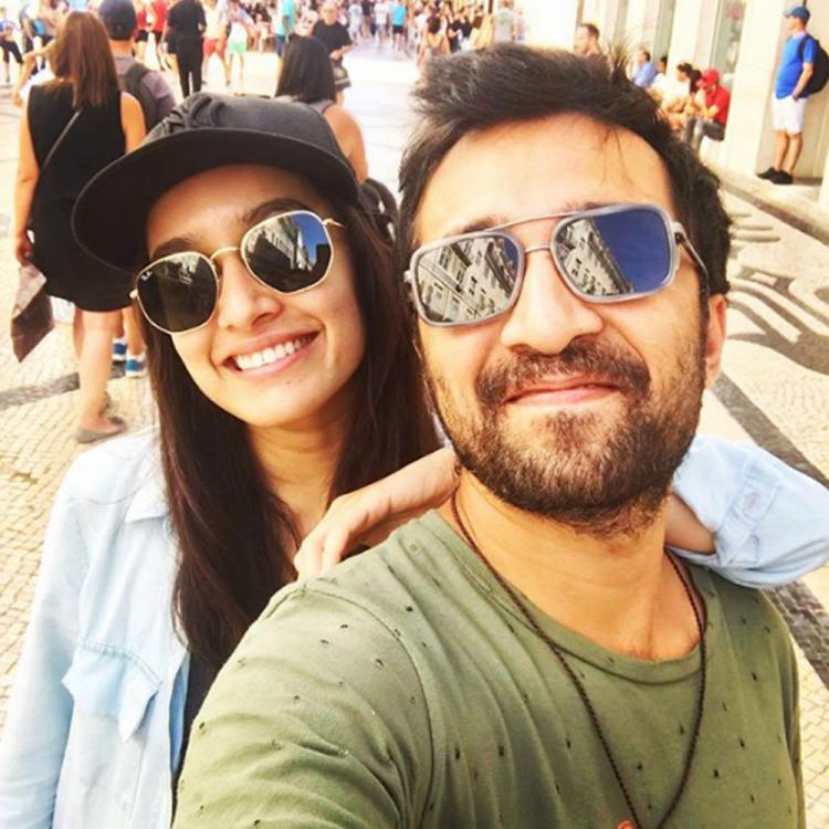Shraddha Kapoor's brother Siddhanth pens an adorable birthday note for her; Says 'Life is way better with you'