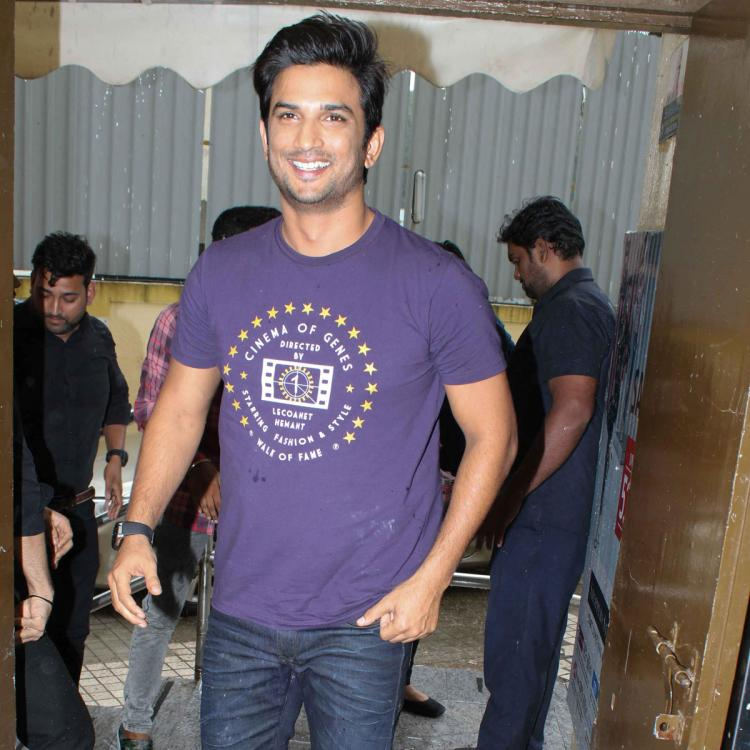 Siddharth Pithani says Sushant Singh Rajput feared for life