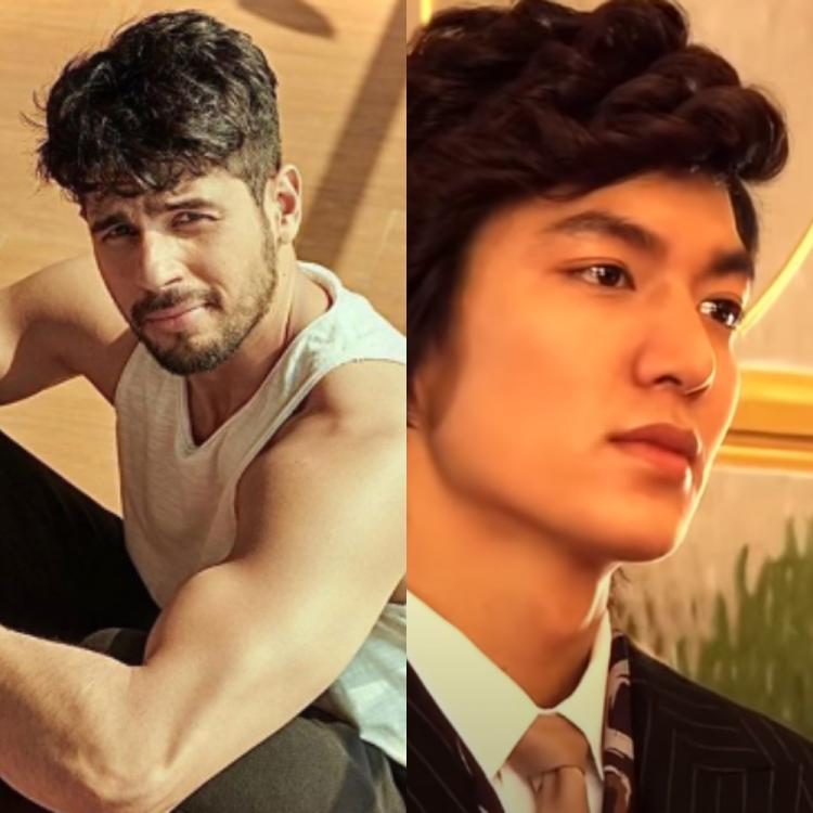 Sidharth Malhotra as Gu Jun Pyo, Ananya Panday as Geum Jan Di; Boys Over Flowers featuring Bollywood stars