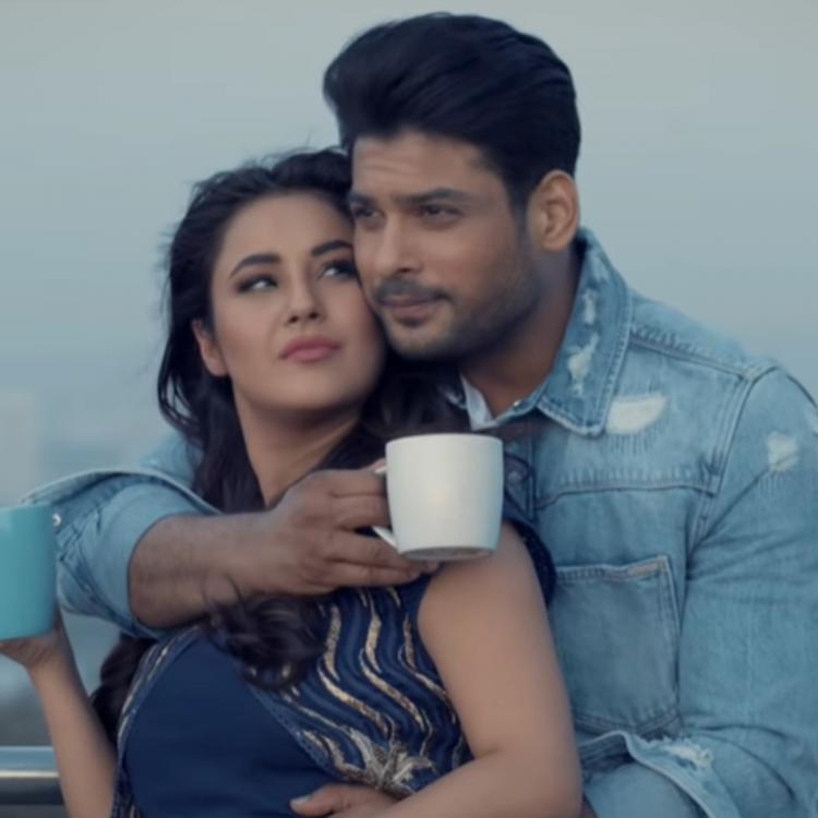 Sidharth Shukla and Shehnaaz Gill's song 'Bhula Dunga' is released; SidNaaz's chemistry will melt your heart