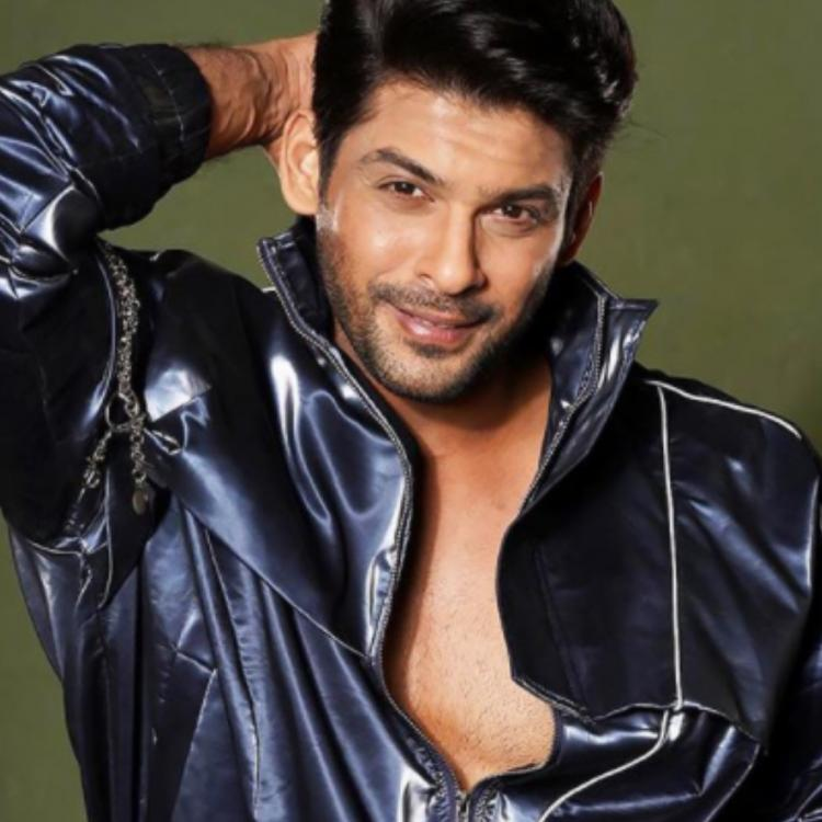 Sidharth Shukla's latest picture in a metallic jacket is winning hearts