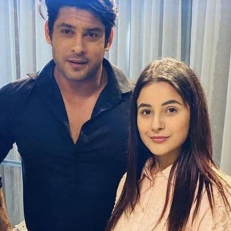 Sidharth Shukla, Shehnaaz Gill look adorable in a BTS pic from new project and SidNaaz fans can't stop gushing