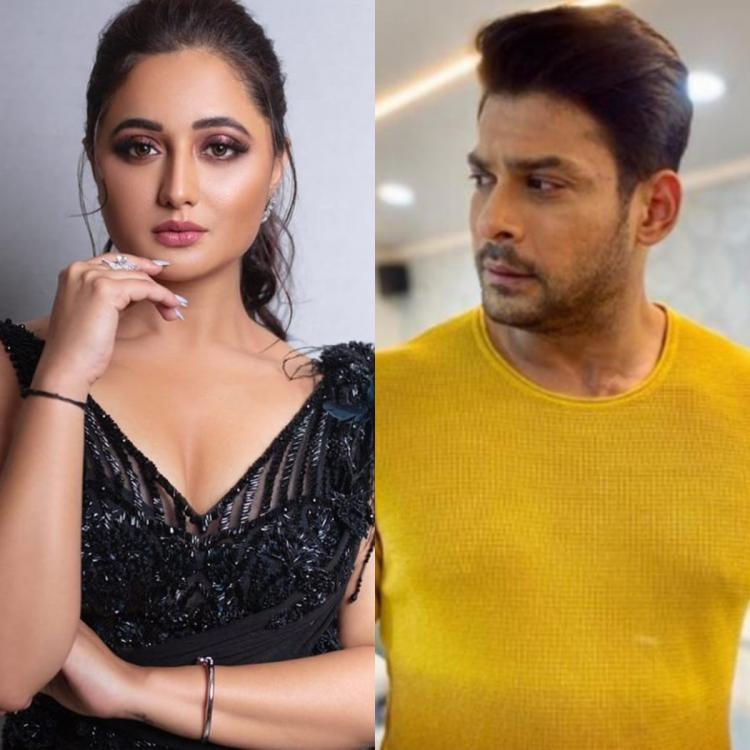 Sidharth Shukla's reaction when Rashami Desai flaunted her dance moves in Bigg Boss 13 cannot be missed