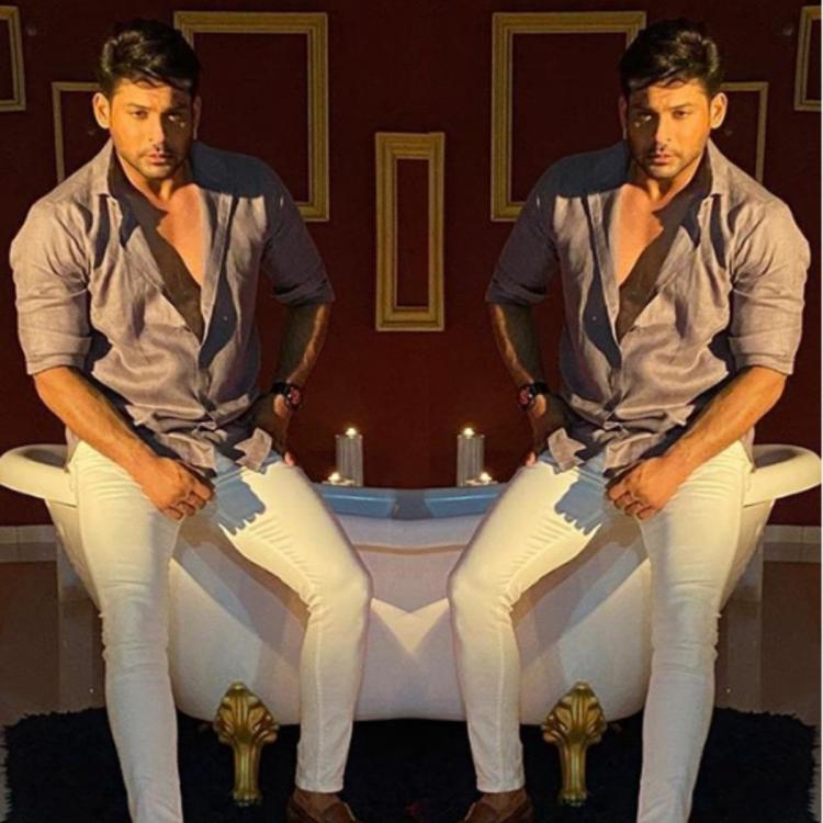 Bigg Boss 13 winner Sidharth Shukla shares BTS photo from Bhula Dunga and fans are going gaga over it