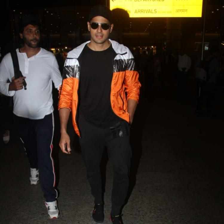 PHOTOS: Sidharth Malhotra keeps it comfy & cool as he gets spotted in the city