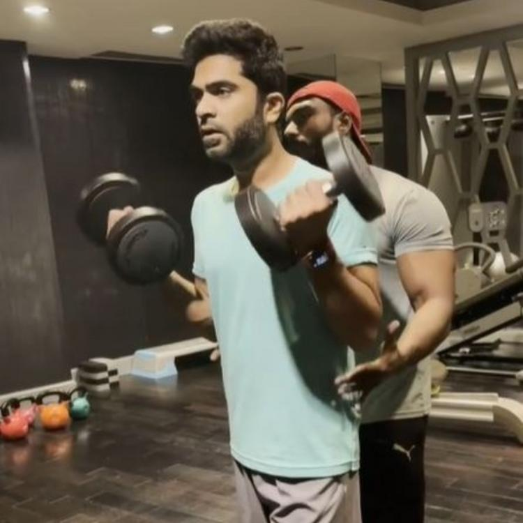 Silambarasan TR posts an intense workout VIDEO; Says he would do whatever it takes to be fit; WATCH