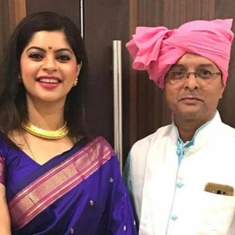 Sneha Wagh's father succumbs to COVID 19 & pneumonia; TV actress mourns his demise with a heartfelt note