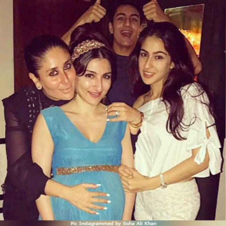 Soha Ali Khan is all praises for Sara Ali Khan: She is so refreshing because she is comfortable in her skin