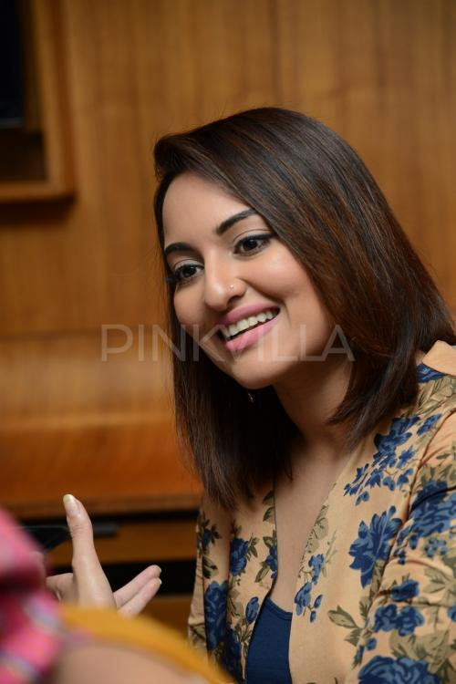 Sonakshi Sinha on Kalank: Everyone in the film is playing a role you haven't seen them in  | PINKVILLA