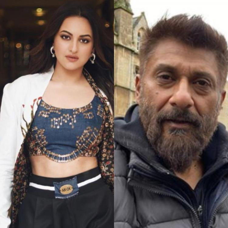 Sonakshi Sinha slams Vivek Agnihotri's claims of her shooting amid lockdown; Asks Mumbai Police and CM to help