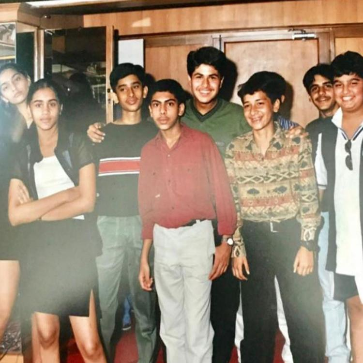 Sonam Kapoor Ahuja and Arjun Kapoor look unrecognizable in this true blue blast from the past pic