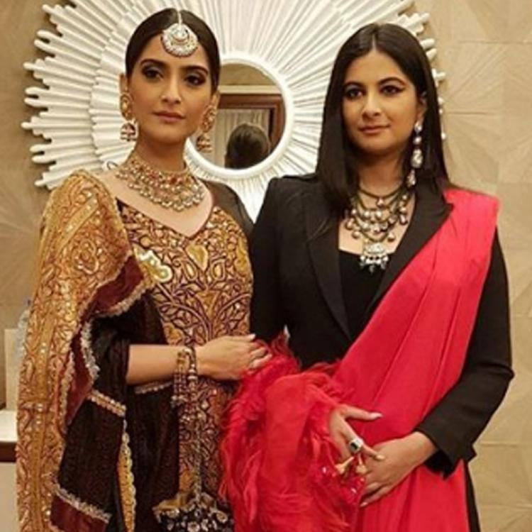 Sonam Kapoor Ahuja reveals why birthday girl Rhea Kapoor is the 'best human' with a heartfelt note