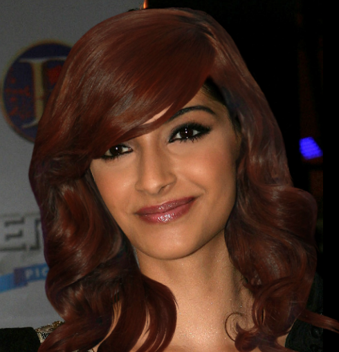The Hair Makeovers - Sonam Kapoor 0