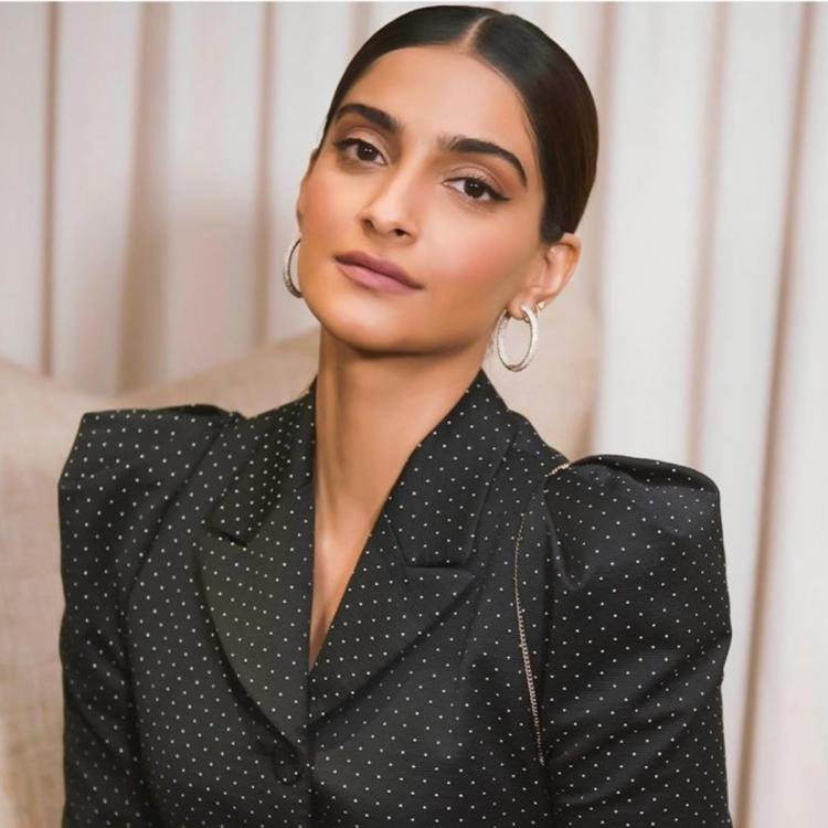 Sonam K Ahuja slams a Twitter user who trolled the actress for tweeting about 'social media is just a tool'