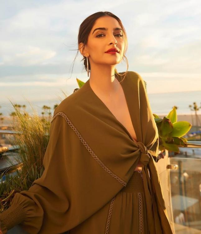 Sonam Kapoor called out by Diet Prada for lauding Saudi Arabian music fest despite nation abusing Human Rights