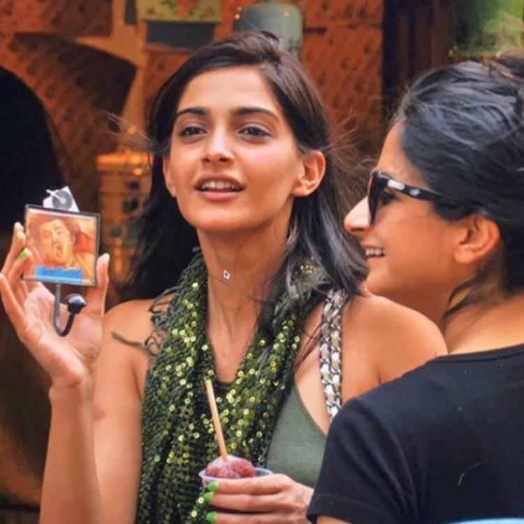 Sonam Kapoor calls sister Rhea Kapoor the 'best best friend' as she posts a heartwarming birthday message