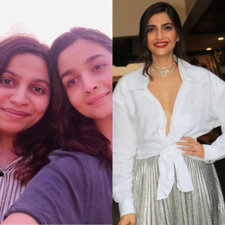 Sonam Kapoor has THIS to say about Alia Bhatt, Shaheen's gorgeous selfie and we couldn't agree more