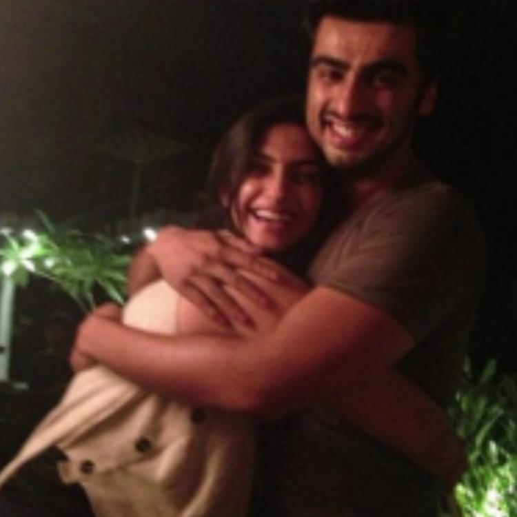 Sonam Kapoor is on a throwback spree as she shares some old photos of Varun Dhawan, Arjun Kapoor and others