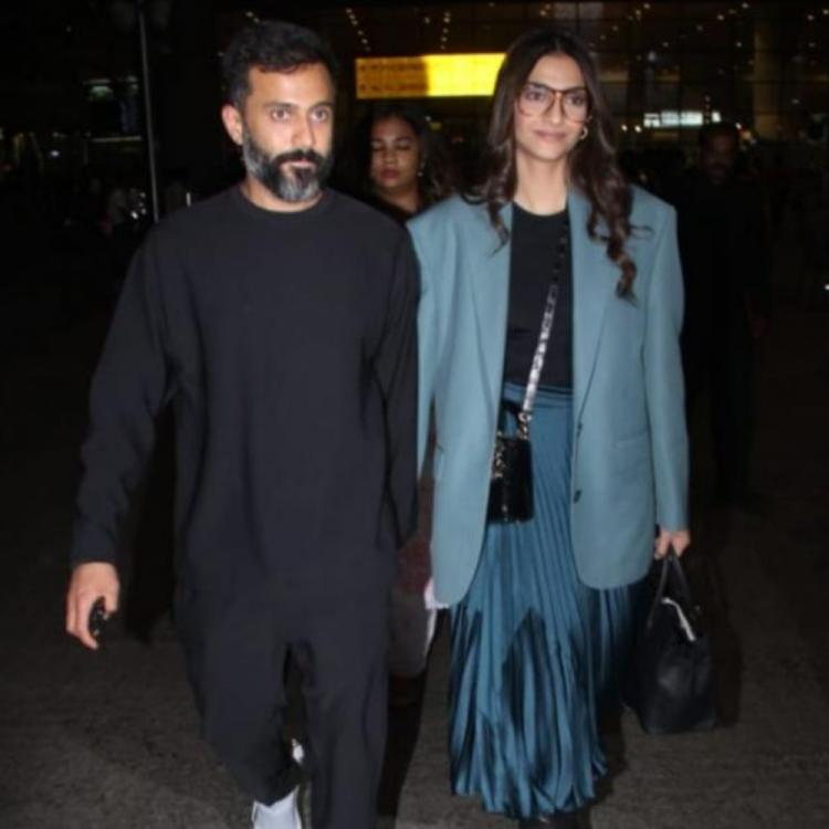 Sonam Kapoor REVEALS how Anand Ahuja gives her space despite being cooped up together in lockdown