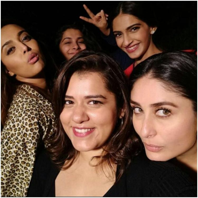 Sonam Kapoor revisits sweet memories with Kareena Kapoor, Swara and Shikha as Veere Di Wedding clocks 2 years