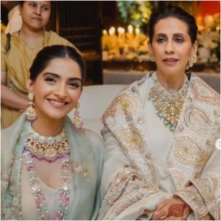 Sonam Kapoor misses mum Sunita as she pens a lovely birthday note for her: My mother's love showed me the way