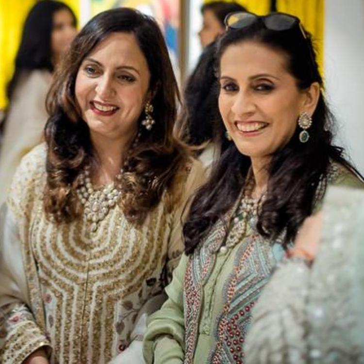 Sonam Kapoor wishes her mommy Sunita and mother in law Priya Ahuja a Happy Mother's Day; Says 'Love you both'
