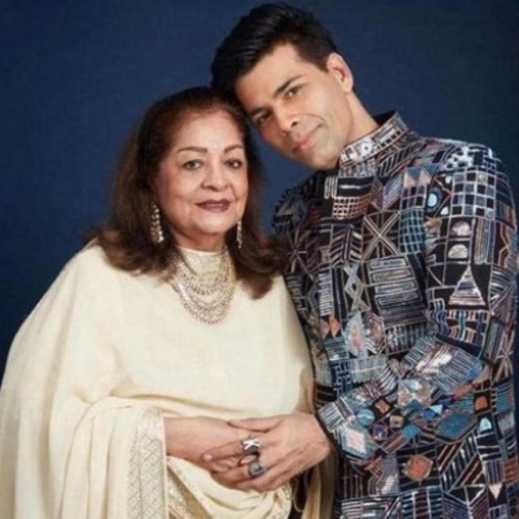 Sonam Kapoor showers birthday love on Karan Johar's mother Hiroo; Wishing you nothing but the absolute best