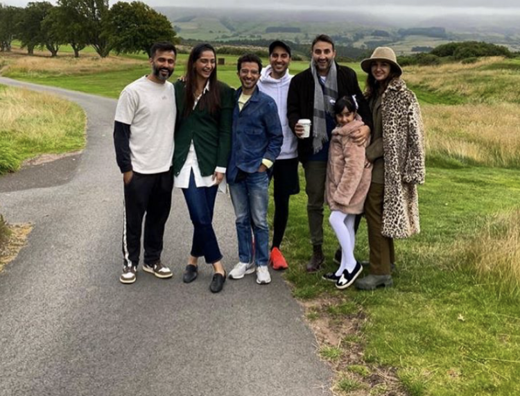 Sonam Kapoor's postcard worthy weekend trip with husband Anand Ahuja and friends was all about chill vibes