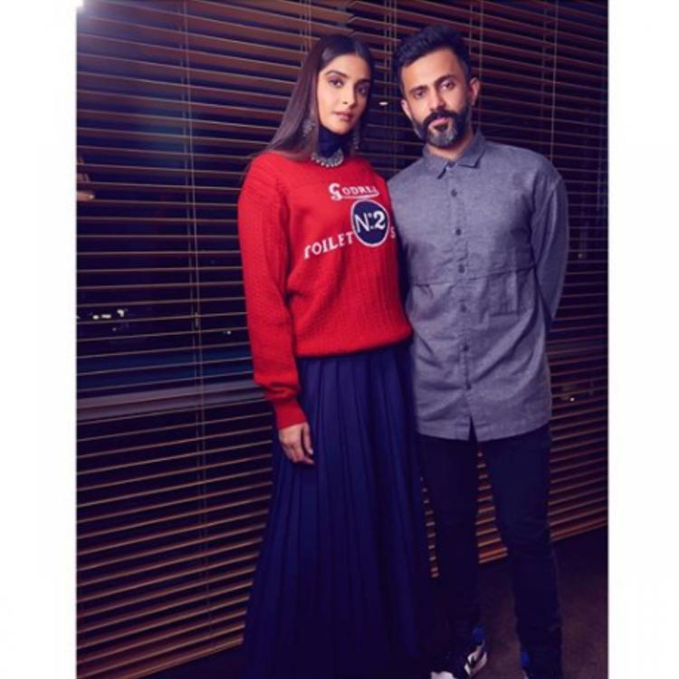 PHOTOS: Sonam Kapoor Ahuja and Anand Ahuja make their every day phenomenal dressed their best