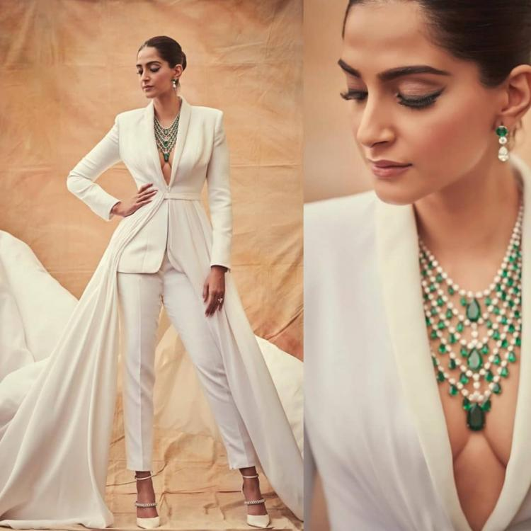 Cannes 2019: Sonam Kapoor keeps it classy and elegant in custom made Ralph & Russo: Yay or Nay?