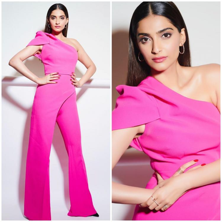 Sonam Kapoor in Safiyaa for an event; Yay or Nay?