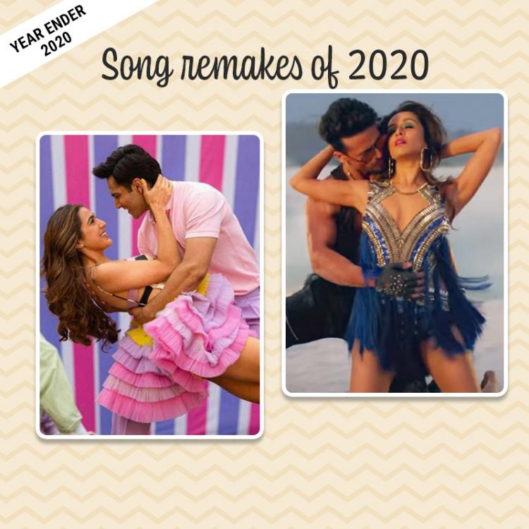 Bollywood song remakes in 2020