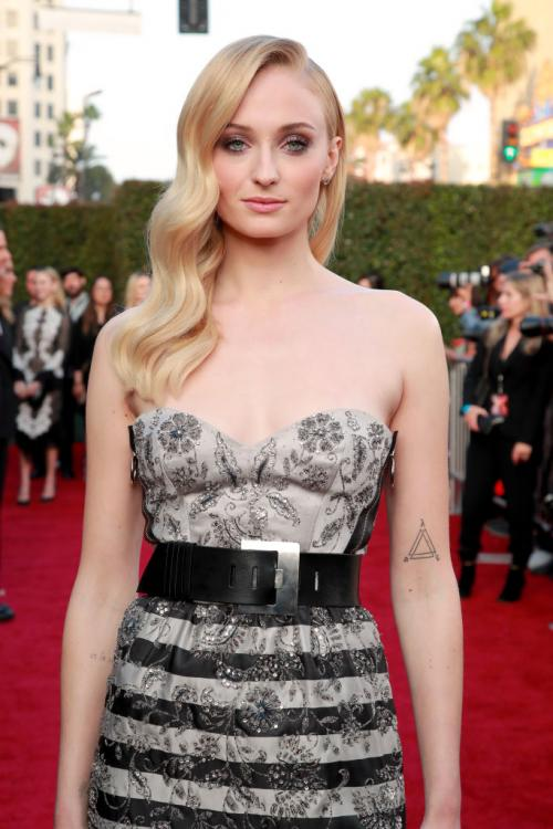 Sophie Turner returns to TV after playing Sansa Stark in Game of Thrones; Deets Inside