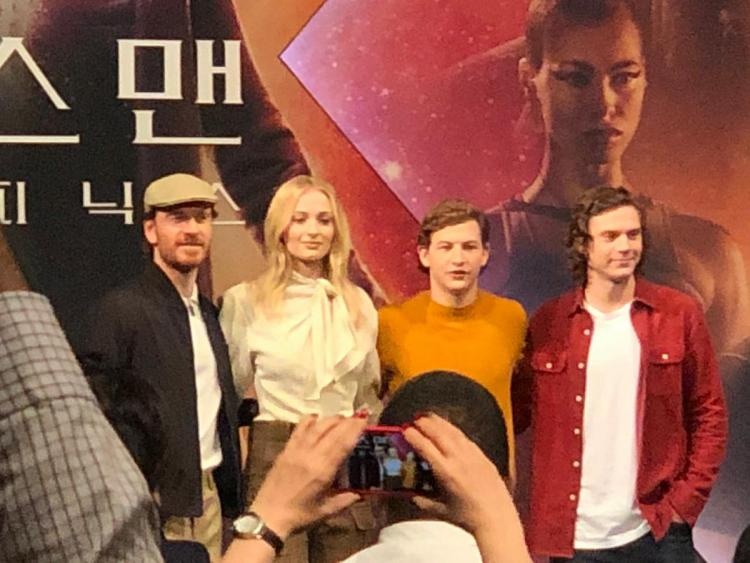Dark Phoenix star Sophie Turner on closing the X Men series: So honoured to be a part of this excellent world